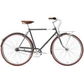 Creme Caferacer Doppio City Bike grey